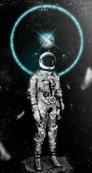 Neil Armstrong Animated Tribute by Genesis-Design