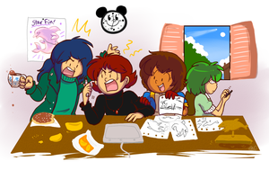 Animators by verna-c