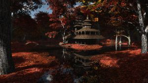 Autumn House by curious3d