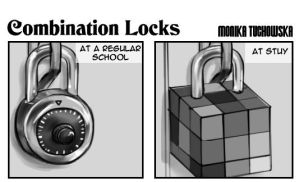 Combination Locks by arseniic