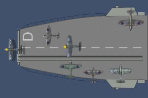 Carrier Small British Test by WS-Clave
