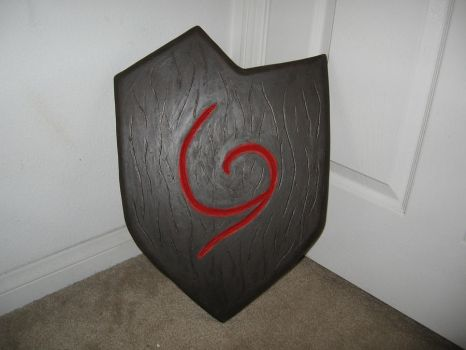-- Deku Shield -- by darkmaster13