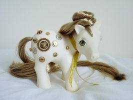 Custom my little pony cog galaxies 3 by thebluemaiden