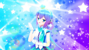 (MMD) Sparklier than You by Therapii