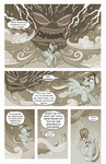 The Mystery of the Stale Atmosphere Pg 18 by elnachato
