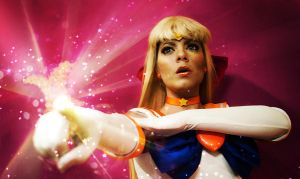 Sailor Venus Cosplay by Kapalaka