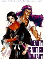 Beauty is not so solitary by pink-pink