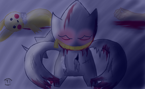 The Forgotten Banette by Shichimen
