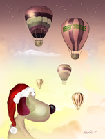 Xmas-BALLOON-GROMIT ID by altergromit