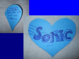 sonic heart by theNeutral7