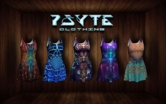 ** Psyte Clothing Store NOW OPEN ** by PsyteClothing