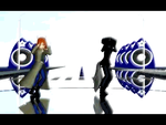.:Jin and Cassius Dance Gif 2:. by cnc16