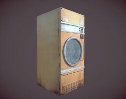 Laundromat Machine by CCrumpler
