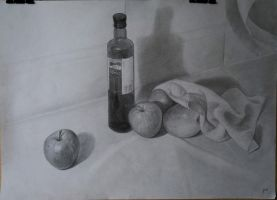 Sketch still life by AdyXXK
