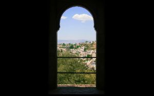 Arch View by legley