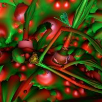 POTAGER. by GalerieVirtuelle