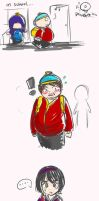 What would Eric Cartman do? by FioLoX