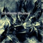 DS-Render Brushes by DSpartan