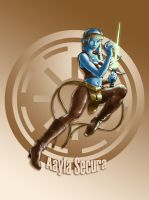 Aayla Secura Fanart by mmbretweir