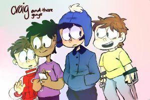 Craig and those guys by xCandyliciousx