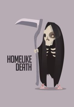 Homelike death by Igovictor