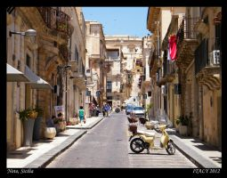 Wonderful Life in Sicily by Tereza