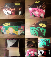 Tim Burton Box by mary-DBBC