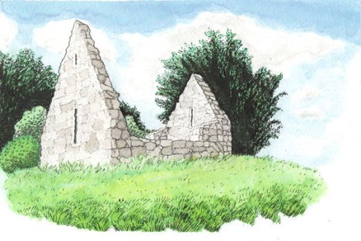 Raheen-a-Cluig, Bray, Co. Wick by subedei