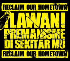 Kampanye Lawan Premanisme by 42nd