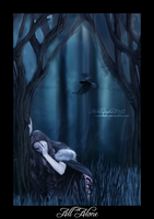 All Alone by metalsympho