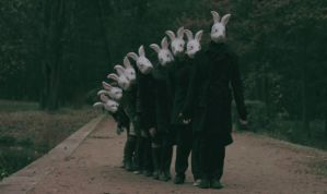 The Bunnymen Are Coming by dougthenazz