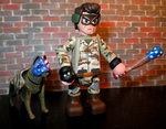 Colonel Stars and Stripes Mini-figure. by APlaceForStuff