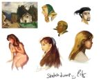 Sketchdump 1 by glimpen