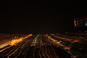 waves of the city by levevani