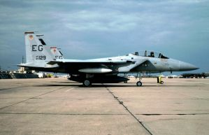 Eglin Two Holer at Carswell by F16CrewChief
