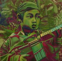Child Soldier 1 by Art-fire