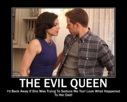 The Evil Queen by LadyBladeWarAgnel