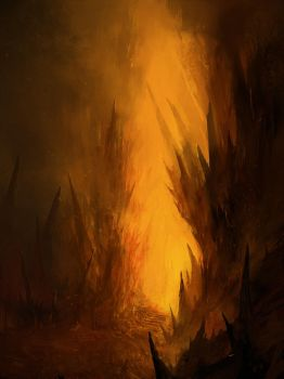 Hell's Gate by ChrisCold