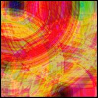 psychedelic composition one by Lisa-Marie-Eva