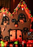 Haunted Cookie House Kit c by Crematia18