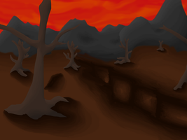 The Deadlands by graphicalCatharsis