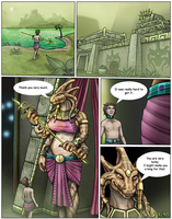 The Lost Golden Staff of The Dragon Queen 79-80 by DragonessLife