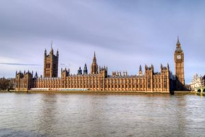 Houses of Parliament - London by ThomasHabets