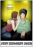 Just Innocent joke! - COVER: Part-6 by Lesya7