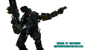 TitanFall Render 2 by RedWire95 by RedWire95