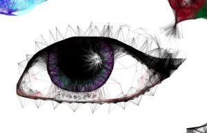 Eye Doodle by BlackUmbral