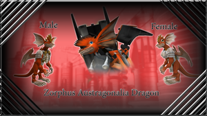 ZORPHUS: Austragonalia by Dragon-V0942