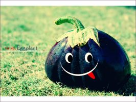 . . Ms. Eggplant II . . by Exceptional-Mind