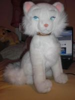 Disney aristocats plushie by grapsen