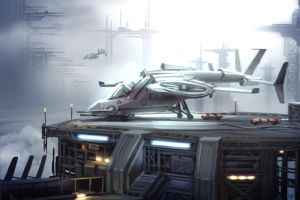 The Refueling Platforms by UNGDI-SEA